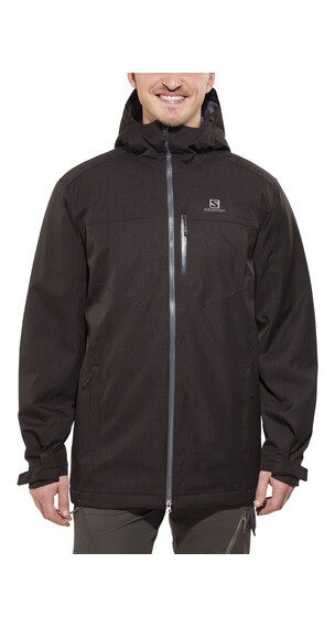 Salomon Skyline Jacket II Men black